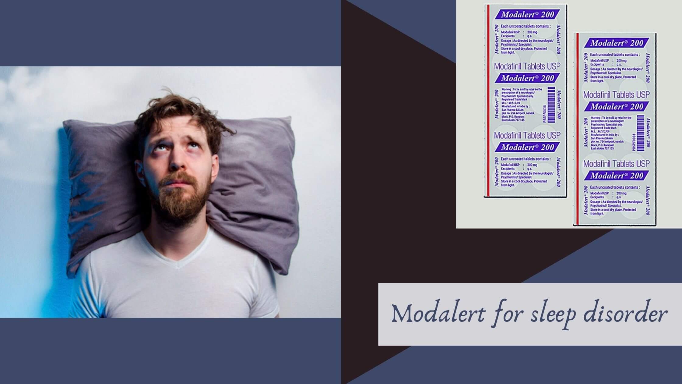 modalert sleep disorder
