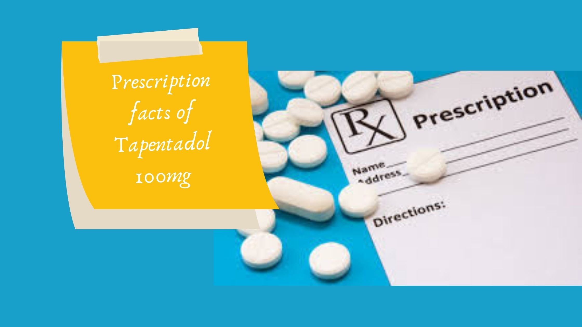 buy Tapentadol without prescription