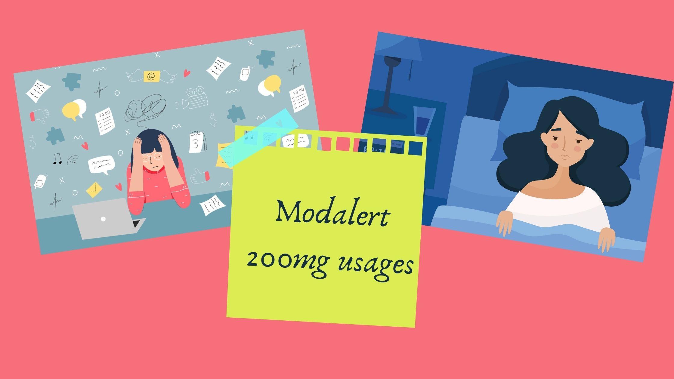 Modalert 200mg online