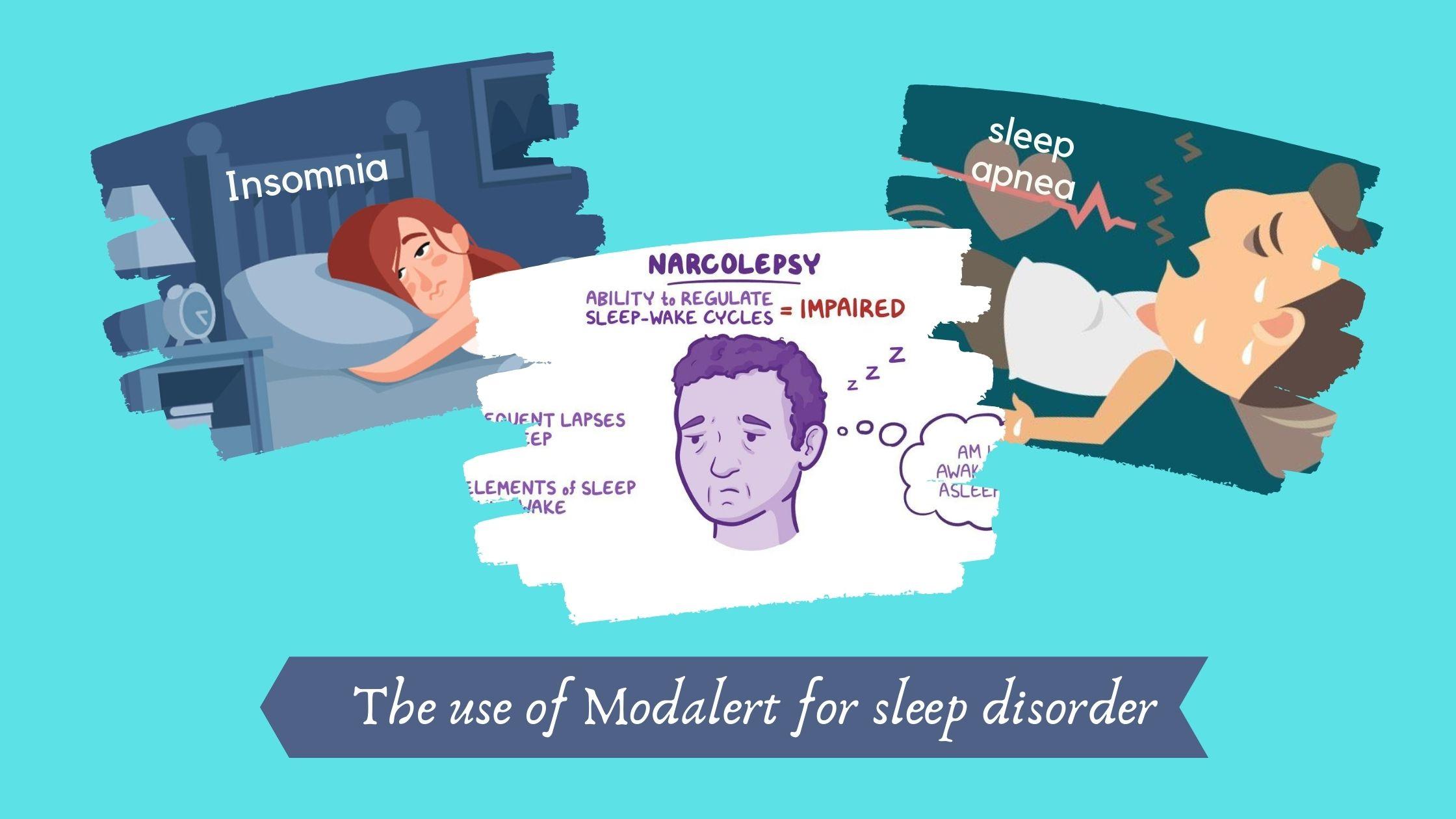 Modalert 200mg for sleep disorder
